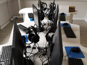Nowa pracownia komputerowa